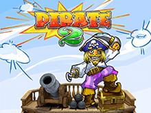 Слот Pirate 2 в клубе Вулкан