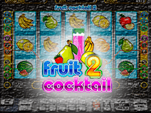 Онлайн клуб Вулкан и Fruit Cocktail 2