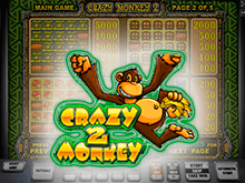 Бесплатный аппарат Crazy Monkey 2