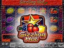 Играть бесплатно онлайн в Sizzling Hot