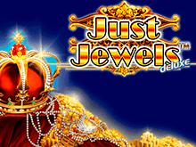 Just Jewels Deluxe: игровой автомат с широким диапазоном ставок