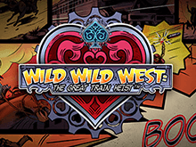 Онлайн аппарат Wild Wild West: The Great Train Heist