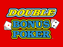 Double Double Bonus Poker от Microgaming – онлайн автомат с гарантией
