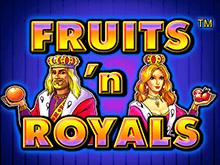 В клубе Вулкан Fruits And Royals