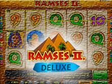 Онлайн клуб Вулкан Ramses II Deluxe