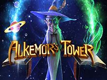 Игровой автомат Вулкан Башня Алкемора