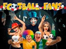 Football Fans – лучший игровой аппарат о самом популярном спорте