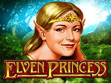 Игровая машина Эльфийская Принцесса в клубе Вулкан на реальные деньги